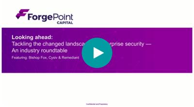 Looking Ahead enterprise security webinar image
